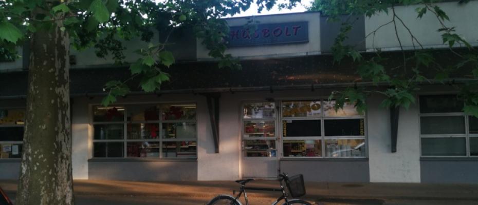 Szent István lakótelepi hús- és élelmiszerbolt